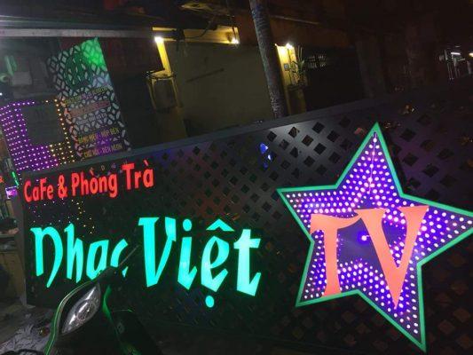 Làm Bảng Hiệu Uy Tín Quận 7, TP HCM