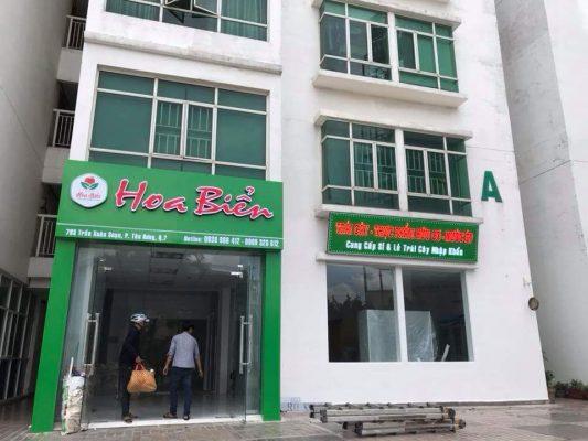 CÔNG TY TITACONS   Chuyên thi công Biển quảng cáo   Biển LED, Alu, Mica, Inox Đồng
